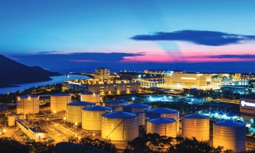 Complex Export Terminal Control System Installation Made Easy